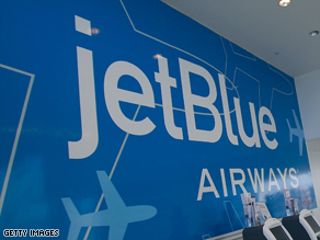 JetBlue and two TSA screeners settled a lawsuit for $240,000, but denied any wrongdoing.