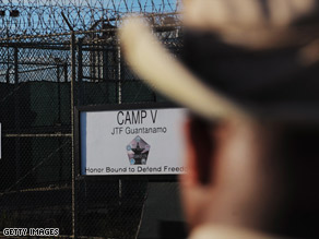 The detention of terror suspects at Guantanamo Bay, Cuba, has been a source of controversy.