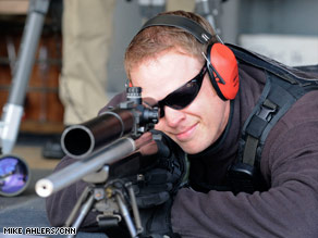 Countersniper teams will be familiar with every potential threat, according to the Secret Service.