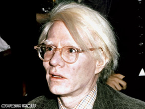 Andy Warhol is one of the artists in Brandeis University's acclaimed Rose Art Museum.