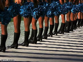The Wisconsin Supreme Court ruled Tuesday a cheerleader couldn't sue her teammate.