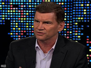 Pastor Ted Haggard acknowledged on CNN's &quot;Larry King Live&quot; that he had a second relationship with a man.