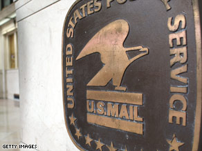 The U.S. Postal Service announced Tuesday a 2-cent increase on first-class stamps, effective May 11.