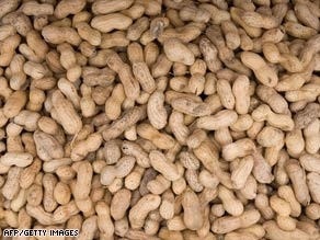 The plant produced oil-roasted and dry-roasted peanuts, peanut meal and granulated peanut.