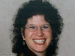 Susan Wehle was cantor of Temple Beth Am in Williamsville, New York.
