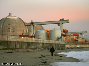 Existing plants, like the San Onofre atomic plant in California, will not be affected by the rule.