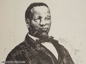 William Jackson, a slave, listened closely to Jefferson Davis' conversations and leaked them to the North.