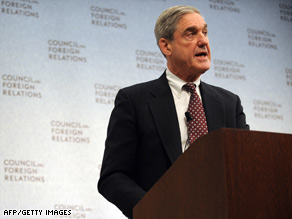 FBI Director Robert Mueller says he worries the Mumbai attack could be replicated in the United States.
