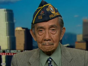"Veteran Franco Arcebal says, ""we are loyal to the United States, except that the United States has forgotten us."""