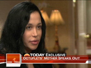 Proposed legislation regulating in-vitro practices came after Nadya Suleman gave birth to octuplets.