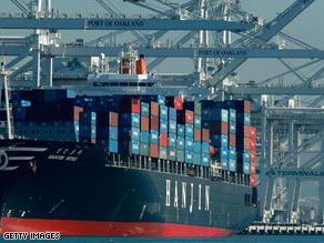 The Port of Oakland, in California, will see 6,000 new jobs, thanks to a $150 million deal.