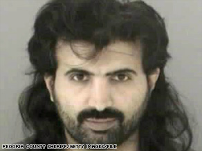 Al-Marri was held for more than five years at a U.S. Navy brig in South Carolina.