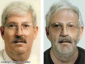 Christine Levinson, wife of Robert Levinson, went to Tehran in 2007 to try to learn her husband's fate.