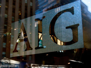 "AIG says it ""recognizes the importance of upholding a high degree of transparency"" relating to bailout money."
