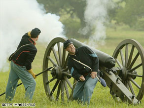 The Gettysburg battlefield is one of the 10 most endangered, according to a preservation group.