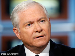 The drawdown of more Iraq troops than will be need in Afghanistan is hastening the end of stop-loss, Gates said.