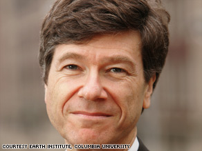 Jeff Sachs says the G-20 countries must take steps to cushion the poor from the financial crisis.