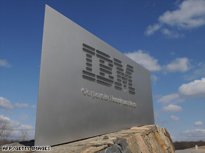 Business Week reports that IBM's workforce increased from 386,558 in 2007 to 398,000 at the end of 2008.