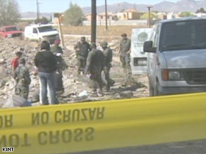 The body of Deputy Marshal Vincent Bustamante was found Wednesday in Juarez, Mexico.