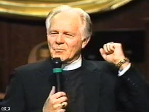 Bishop Earl Paulk died this weekend at 81.