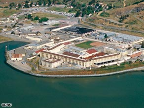 San Quentin prison houses more than 5,300 inmates, including Charles Manson and Scott Peterson.