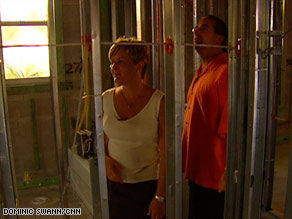 Even though the interior is being rebuilt, the Consolos say they doubt they'll ever live in the Estero house again.