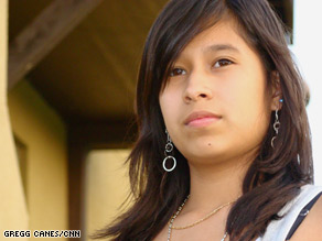 Her mother was deported to Mexico for being in the country illegally.