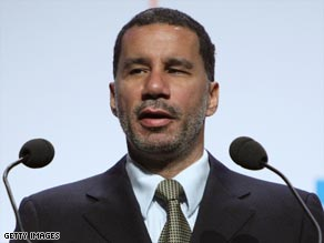 Gov. David Paterson said it's time to to legalize same-sex marriage in New York.