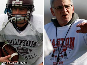 "This weekend, Phillipsburg and Easton highs will settle 1993's ""sister kiss"" once and for all."
