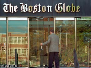The Boston Globe says it has reached cost-cutting agreements with six of its employees' seven unions.