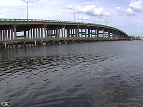 Some residents say it's wasteful to spend money on a new bridge when there's one less than three miles away.