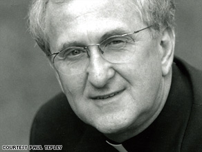 The Rev. Donald Cozzens says the debate over celibacy for priests will be around for decades.