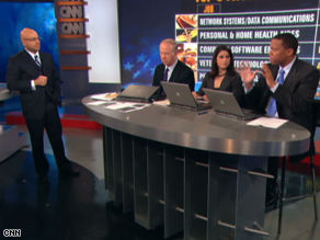 "Ali Velshi and panelists discuss economic issues affecting Americans on ""CNN Money Summit: Money & Main St."""