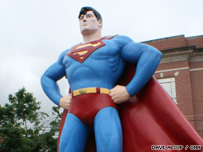 DC Comics, the current owner of the character, declared Metropolis the official home for Superman in 1972.