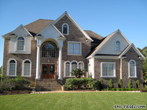 Michael Vick will be confined to this Hampton, Virginia, house for the rest of his sentence.