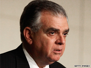 "Transportation Secretary Ray LaHood said Monday that officials ""intend to act now"" on air safety."