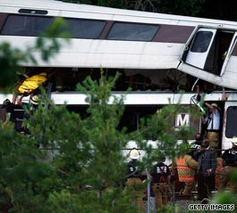 Death toll rises to 9 in D.C. Metro crash