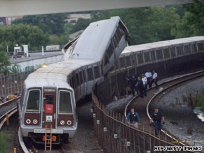NTSB says train detection system failed in days before D C  crash