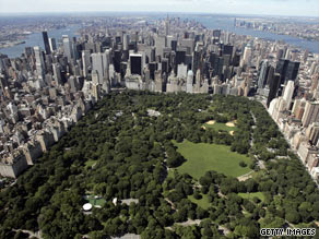 Nearly 27 years ago, amid a crowd of people in Central Park, Ruth Bendik's wallet was stolen.