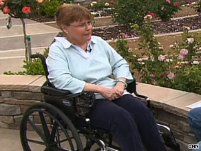 CNN found a wheelchair similar to Debbie Brown's taxpayer-funded Medicare wheelchair for a fourth of the price.