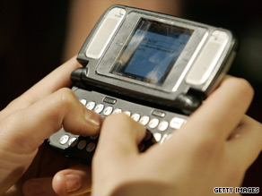 Texting poses a greater risk than talking or dialing while driving, a study says.