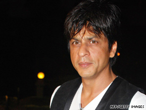 Bollywood actor Shah Rukh Khan said he was detained by authorities at the Newark, New Jersey, airport.