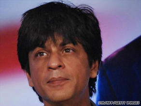 Bollywood actor Shahrukh Khan was detained by authorities at the Newark, New Jersey, airport.