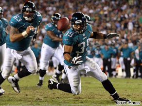 Less-established NFL teams, such as the Jacksonville Jaguars, face special challenges in the recession.