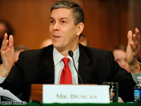 """We have many pockets of excellence. The challenge is moving to systems of excellence,"" says Arne Duncan."