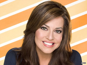 HLN's Robin Meade was plagued by panic attacks early in her career.