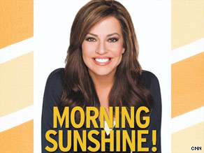 "Robin Meade's book ""Morning Sunshine!: How to Radiate Confidence and Feel It Too"" hits shelves September 10."