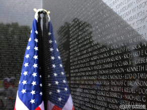 A new project is trying to put a face to each of the 58,261 names listed on the Vietnam Wall.