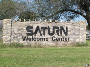 The move to shut down Saturn has left some in Spring Hill, Tennessee, disappointed and perplexed.