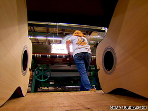 The family-owned Martin Guitars employs more than 500 people locally.